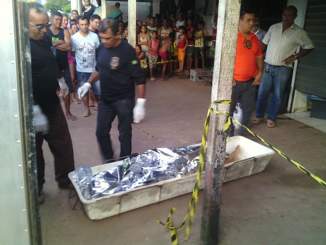 Suspeito de roubos, 'Bobóia' é morto com tiro na cabeça