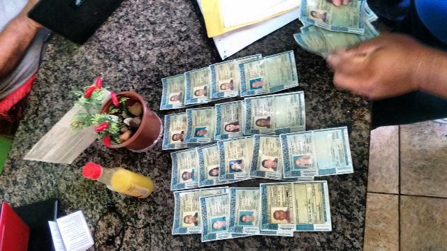 Grupo preso na Operação Guincho falsificava CNHs, diz MP
