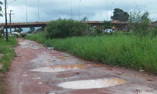No Canal do Jandiá, moradores já estão perdendo a esperança