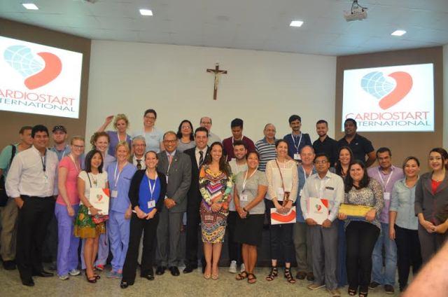 Grupo humanitário realiza cirurgias cardíacas no Amapá