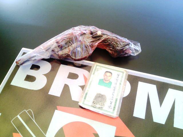 """""""Caloi"""" morre em intervenção do BRPM"""