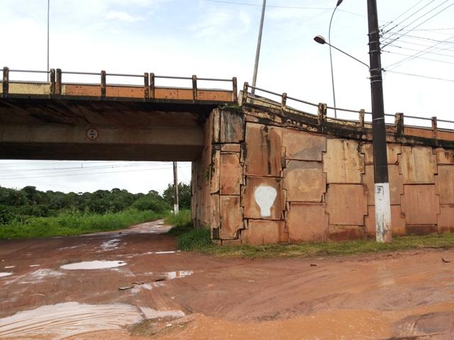Semob volta a tranquilizar população sobre Ponte Sérgio Arruda