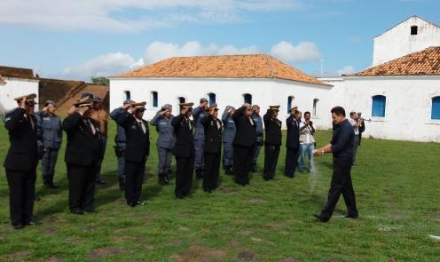 Guarda territorial tem cinzas jogadas na Fortaleza