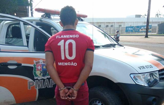 """""""No Pará é comum"""", diz motociclista preso por tentativa de suborno"""