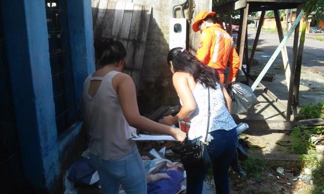 Focos do Aedes aegypti são encontrados no Buritizal e Congós