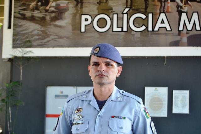 """""""Naquele momento entrou o cidadão lesionado"""", diz sargento agredido por estudante"""