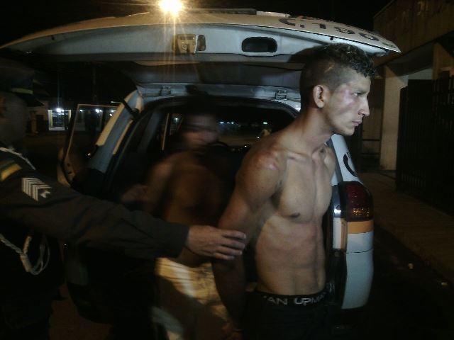 Bandido entrega todos os comparsas após assalto violento