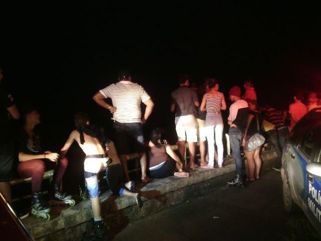 Garotos encontram corpo atrás da Fortaleza