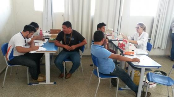 Açāo de saúde e beleza oferece atendimento gratuito em Macapá