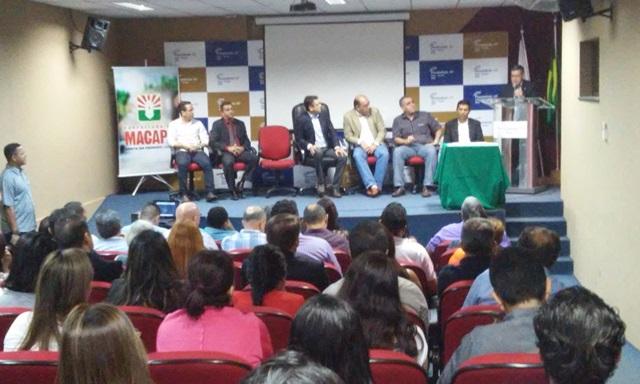 Macapá recebe posse definitiva de cinco distritos