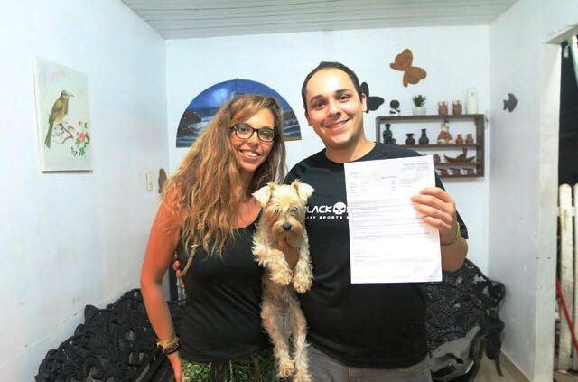 Espanhola ia viver clandestinamente no AP para não se separar de cadela