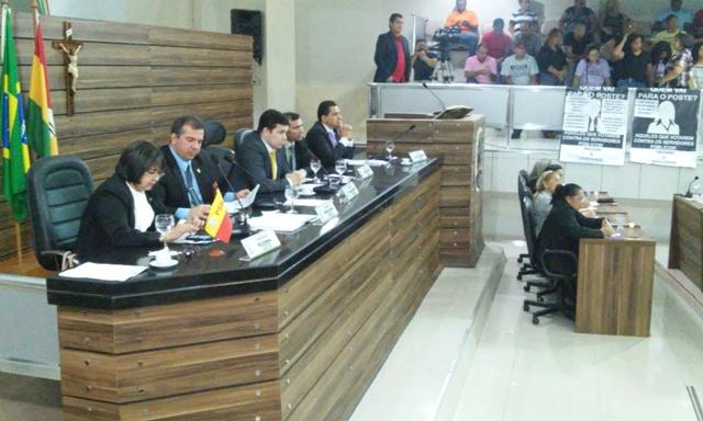 Vereadores de Macapá aprovam orçamento para 2017