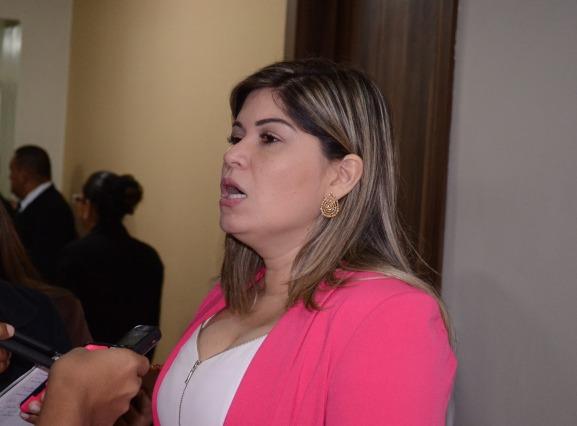 Aline diz que PRB não reivindicará vaga de vereador