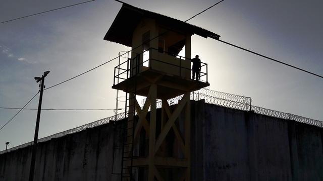 2 detentos são mortos durante fuga no Iapen