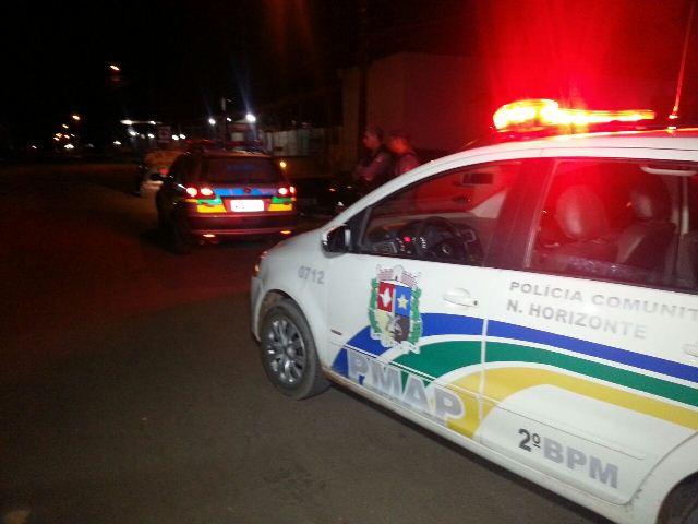 Moradores reclamam de constantes assaltos no Novo Horizonte