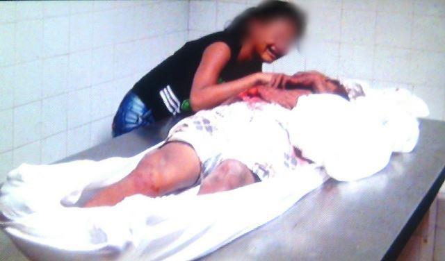 Briga por namorada termina em assassinato