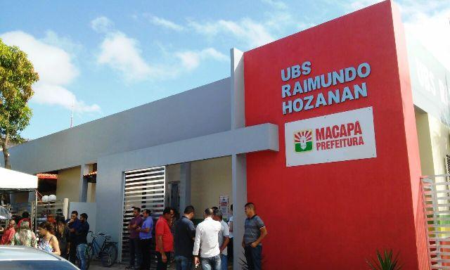 Após 20 anos, UBS é reformada e entregue à comunidade do Muca