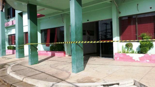 Em Santana, incêndio atinge Secretaria de Finanças da prefeitura