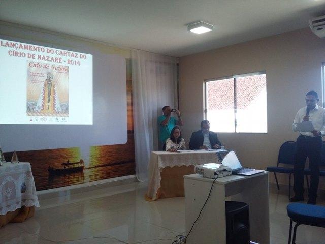 Diocese de Macapá apresenta cartaz do Círio 2016