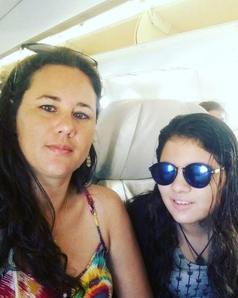 Após cirurgia, filha de jornalista se prepara para novo procedimento