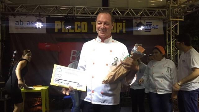 Italiano é eleito melhor chef de cozinha do Amapá