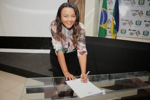 Dora Nascimento vai disputar a prefeitura de Macapá