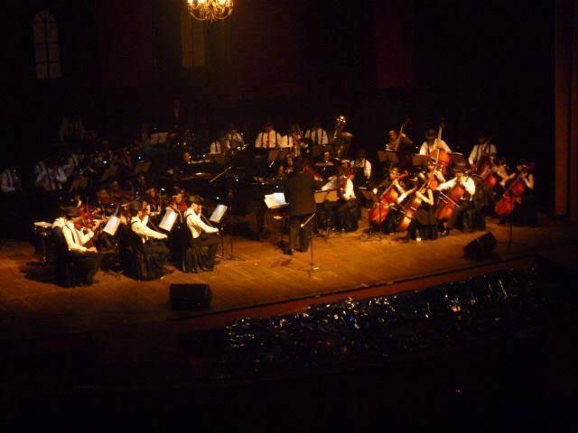 Festival de música tem shows e cursos de qualificação