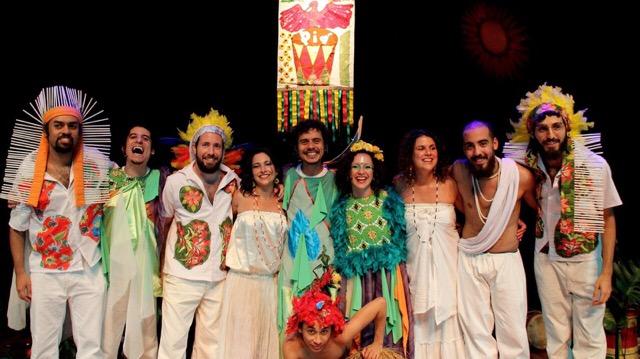 Grupo Paideguará lança cd digital inspirado nos povos ribeirinhos do AP e PA