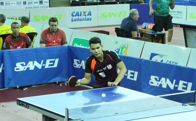 Caio Lobato intensifica treinos visando o Brasileiro