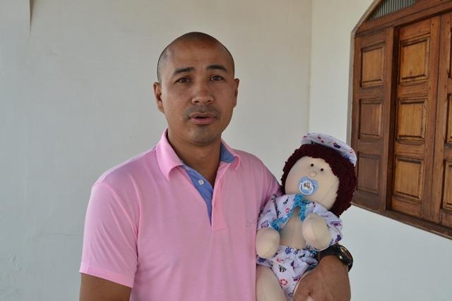Por causa de brinquedo, presidente de ONG é barrado em hospital