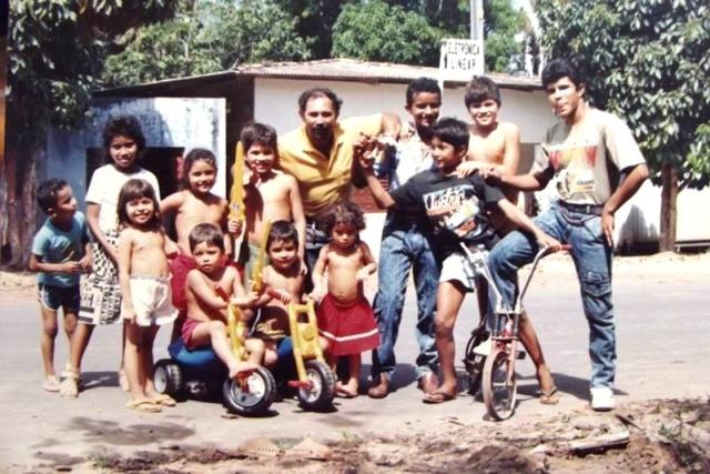 Memórias do meu mundo de criança