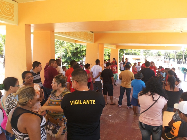 Vigilantes iniciam greve no Amapá