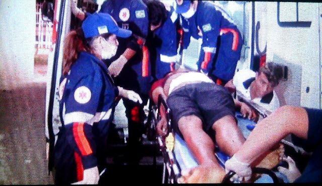 Temendo agressões, equipe do Samu remove morto antes da perícia