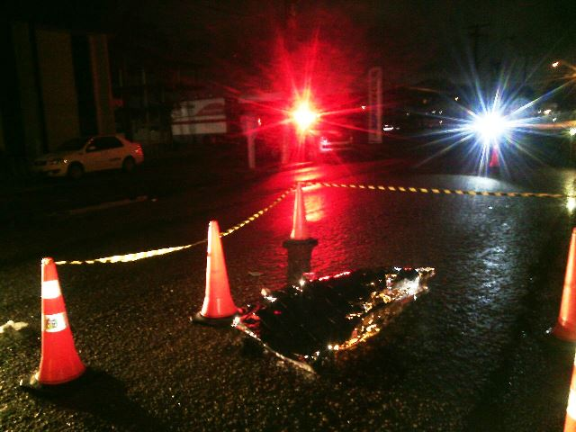 Fim de semana tem 6 mortes violentas em todo o estado