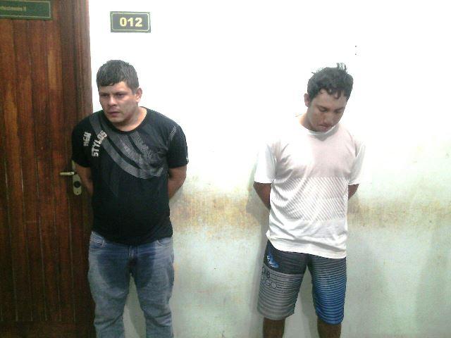 Acusados voltavam em residência para assaltar, diz PM