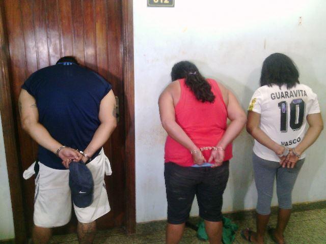 Vigia é preso quando comprava drogas no posto de trabalho