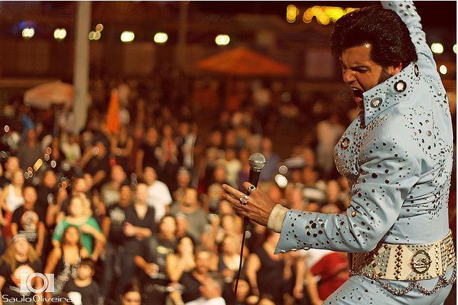 Nostalgia: Show terá Elvis e clássicos da música internacional