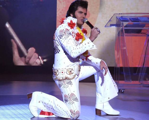 Maior cover de Elvis no Brasil vai cantar no Amapá