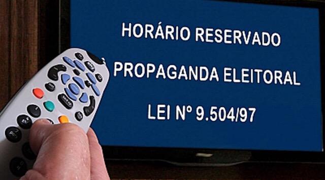 PSB é o primeiro na ordem de exibição de propaganda; PMDB tem o maior tempo