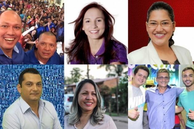 Candidatos iniciam campanha em Santana nas ruas e redes sociais