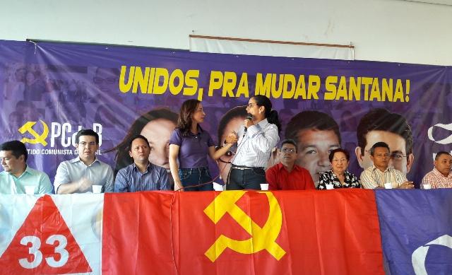 Candidatura de Marcivânia atrai novos partidos, entre eles o PSB
