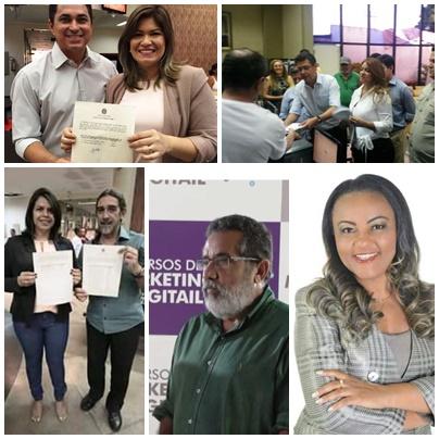 No último dia, TRE recebe registros de 5 candidatos em Macapá
