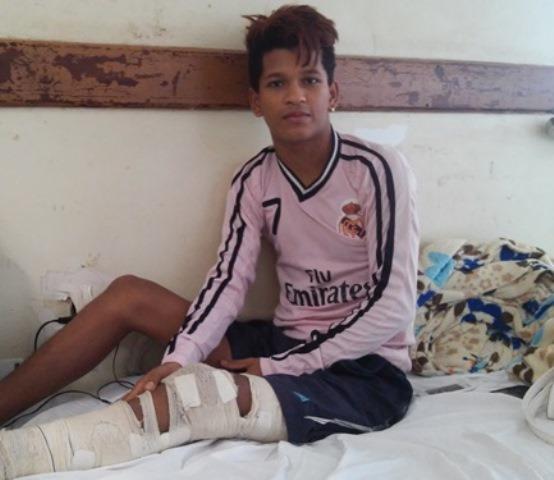 Paciente espera há 46 dias por cirurgia no Hospital de Emergência