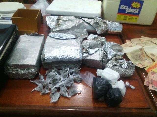 Traficante vendia drogas em festa de aparelhagem, diz BRPM