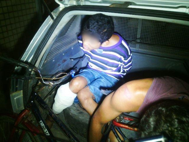 Delegada da Polícia Civil surpreende ladrão dentro de casa e atira