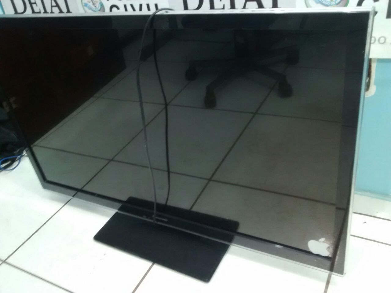 BRPM impede fuga de ladrões de televisor no Congós