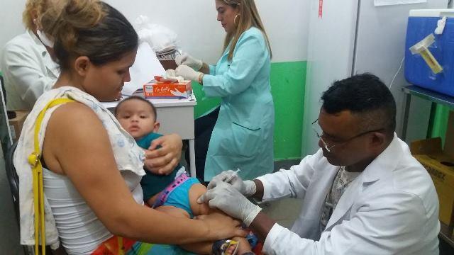 Interdição de vacinas produzidas na Índia desabastece Macapá da pentavalente