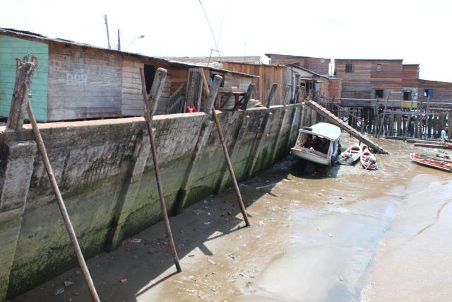 Obras do terminal hidroviário começam em dezembro, segundo Dnit