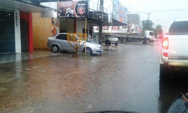 Iepa prevê mais chuvas para os próximos dias em Macapá e interior