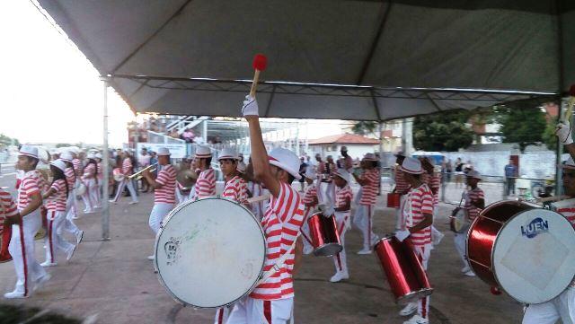 Bandas marciais inovam no 13 de setembro